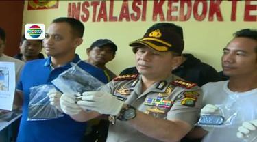 Polisi menembak mati Wahyu, tersangka pemerkosa sekaligus pembunuha bocah perempuan berusia 12 tahun di kawasan Cengkareng Jakarta Barat.