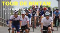 Tour de Bintan sendiri akan digelar selama tiga hari, tanggal 29-31 Maret 2019. Tahun ini adalah yang ke-8, dimana kegiatan ini kembali terpilih menjadi salah satu event yang tergabung dalam UCI Gran Fondo.