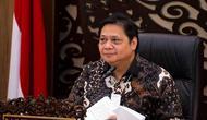 Airlangga Hartarto, Menteri Koordinator Perekonomian  (Foto:@Kemenko Perekonomian)