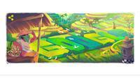 Google Doodle peringati warisan budaya subak. (Doc: Google Doodle)