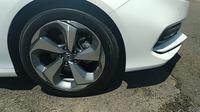 Pelek all new Honda Accord 2019 (Amal/Liputan6.com)
