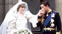 Gaun pernikahan Putri Diana (AP)
