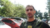 Gelandang Persib Srdan Lopicic mengaku sudah pulih dari cedera. (Huyogo Simbolon)