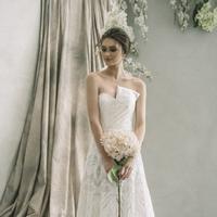 Brand Mojuya mengeluarkan koleksi wedding gown yang cantik. (dok.Mojuya)