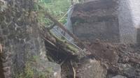 Jembatan putus di Magetan (Dok Pemprov Jawa Timur)