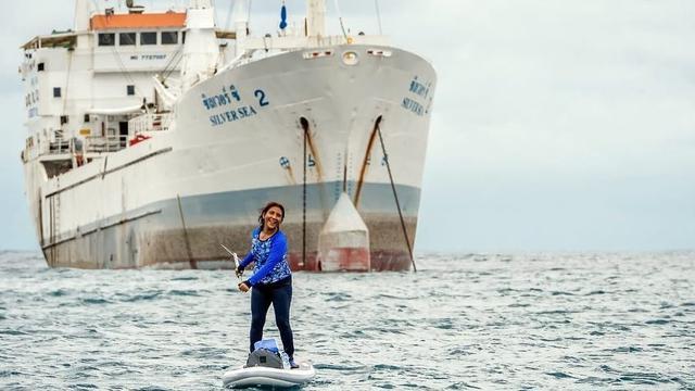 Kenangan Susi Pudjiastuti Saat Bertugas di Laut