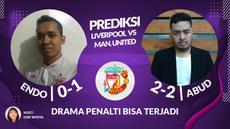 Podcast Prediksi Liga Inggris, Liverpool Vs Manchester United