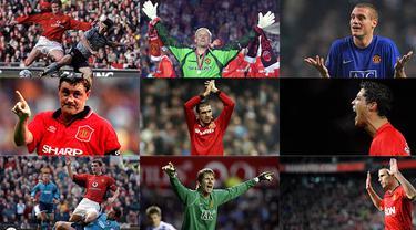 10 Transfer terbaik yang pernah dilakukan oleh Manchester United pada era kepemimpinan Sir Alex Ferguson.