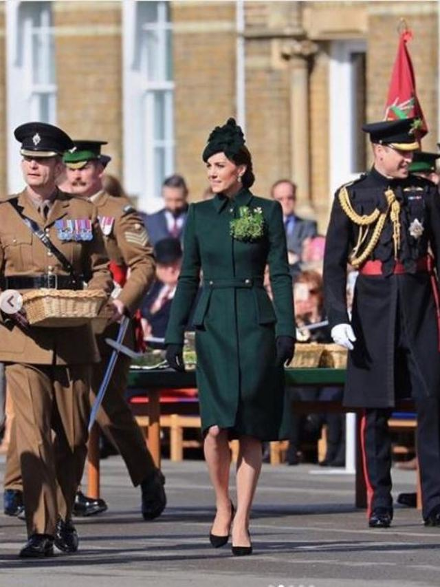 e0209e3d8 Kate Middleton dan Pangeran William di acara Hari St Patrick.  (dok.Instagram  @kensingtonroyal/https://www.instagram.com/p/BvHGthcFThF/Henry
