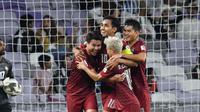 Lolos ke babak 16 besar Piala Asia 2019 ini menjadi yang pertama buat Timnas Thailand sejak 27 tahun terakhir. (dok AFC Asian Cup 2019)