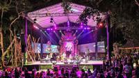 Ubud Jazz Village Festival memang benar-benar menampilkan musik jazz dengan cara yang berbeda dan dapat dinikmati semua kalangan.