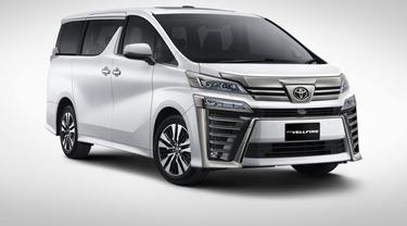 Toyota Hadirkan Model Baru Alphard dan Vellfire (Ist)