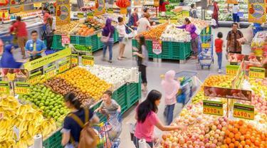 Ilustrasi Hypermart (Dok: PT Matahari Putra Prima Tbk/MPPA)