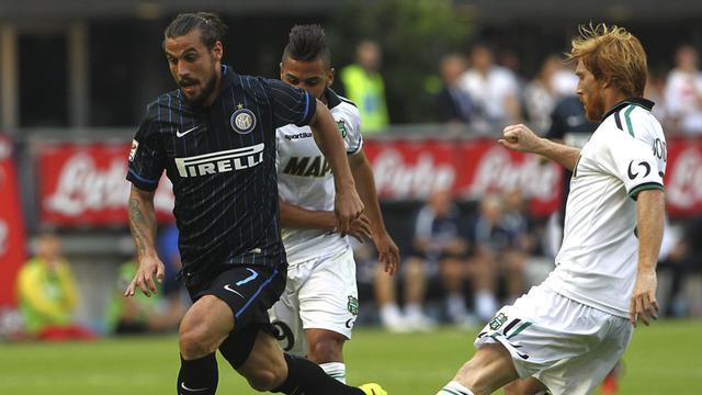Dani Osvaldo - Inter Milan
