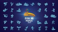 Pictogram PON 2021 Papua. (Ist)