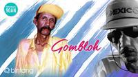 Infografis Gombloh [Desain: Muhammad Iqbal Nurfajri/Bintang.com]