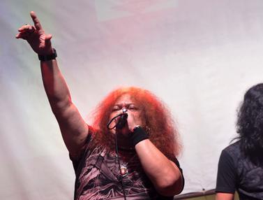 Musisi Rock Beraksi Dukung Penegakan Hukum