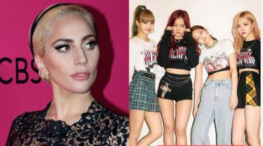 Lady Gaga dan Blackpink