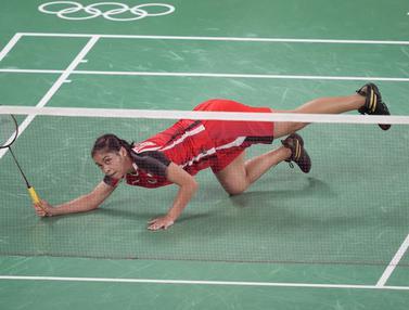 Gregoria Mariska Tunjung Tersingkir di 16 Besar Bulu Tangkis Olimpiade Tokyo 2020