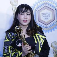 Via Vallen -Indonesia Dangdut Award 2019 (Bayu Herdianto/© KapanLagi.com)