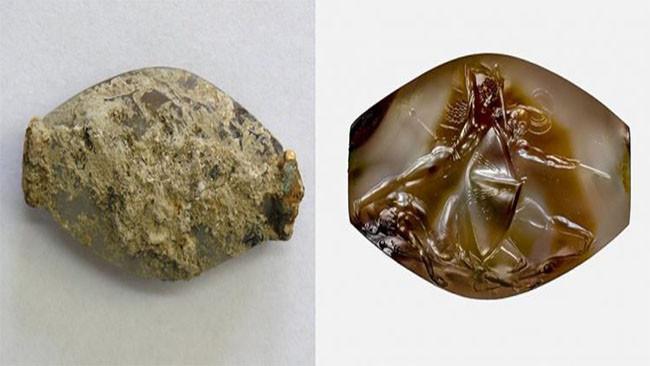 Seni diperkirakan muncul pada 2500 tahun lalu. Namun adanya penemuan ini membuktikan bahwa seni sudah ada sejak 3500 tahun lalu.
