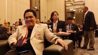 Bursa calon ketum Komite Olimpiade Indonesia kini tertuju pada dua nama yakni Erick Thohir dan E.F. Hamidy.