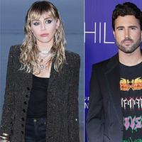 Miley Cyrus, Kaitlynn Carter, dan Brody Jenner. (Foto: hollywoodlife.com)