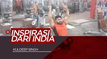 Berita Video inspirasi dari atlet angkat besi asal India