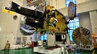 Satelis Nusantara Dua yang siap meluncur April 2020 (sumber: PSN)