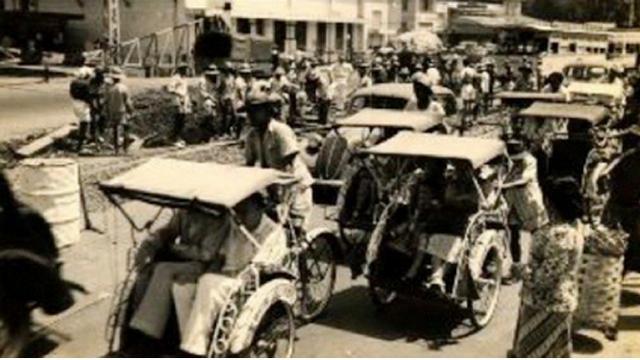 5 Transportasi Umum Warga Jakarta Tempo Dulu Citizen6 Liputan6com
