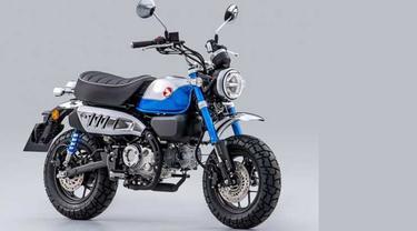 Honda Monkey 125 kini dibekali dengan fitur baru
