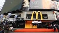 McDonald's Malaysia Berubah Nama Jadi Mekdi