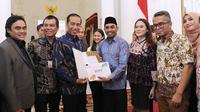 [Foto: Instagram Jokowi]