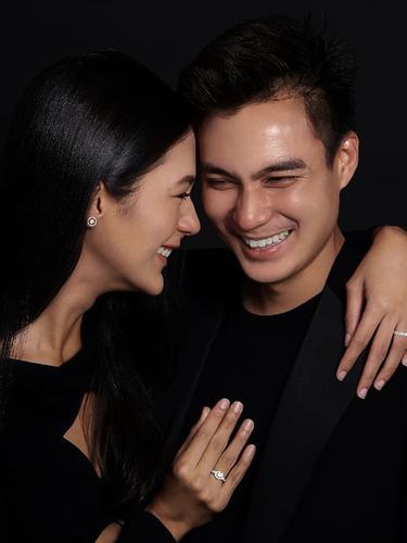 [Fimela] Baim Wong dan Paula Verhoeven