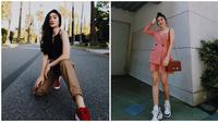 Gaya Febby Rastanty Saat Liburan Ke Luar Negeri, Cantik dan Mempesona (sumber:Instagram/febbyrastanty)