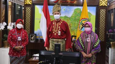 Kementerian PPPA Nobatkan Jateng Sebagai Provinsi Pelopor Layak Anak