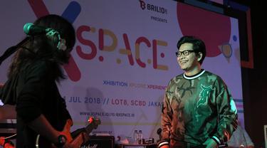 Armand Maulana (Foto: Deki Prayoga/Bintang.com)