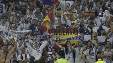 Real Madrid, Fans, Liga Champions