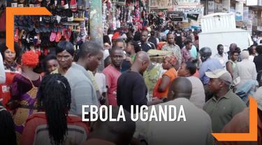 Pemerintah Uganda mengkonfirmasi adanya anak yang meninggal karena penyakit Ebola. Ini adalah kali pertama virus Ebola ditemukan di Uganda.