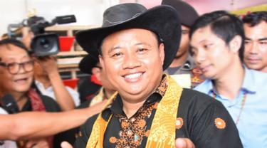 Plh. Gubernur Jawa Barat Uu Ruzhanul Ulum