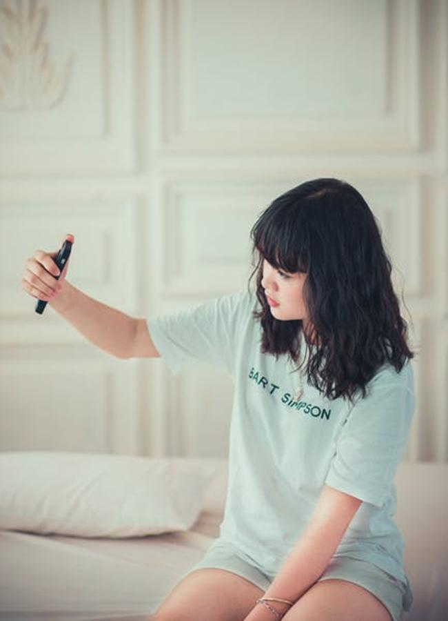 Kecanduan selfite dinamakan selfitis/copyright Pexels.com