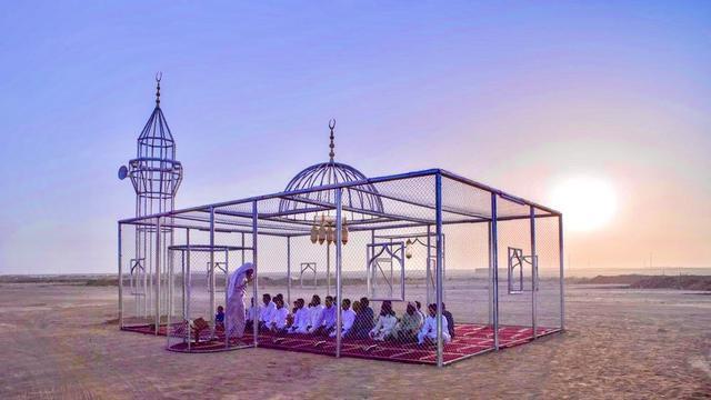 Masjid Transparan