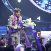 Abdul Indonesian Idol (Foto: Nurwahyunan/Bintang.com)