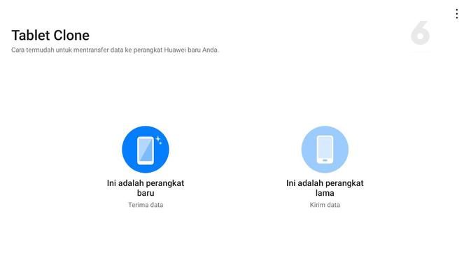 Tablet Clone di MatePad (Liputan6.com/ Agustin Setyo W)