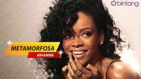 Metamorfosa Rihanna. (DI: Nurman Abdul Hakim/Bintang.com)