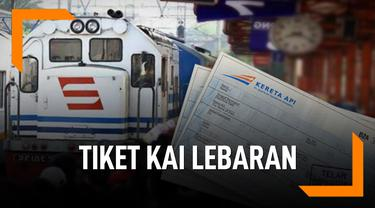 Tiket Lebaran