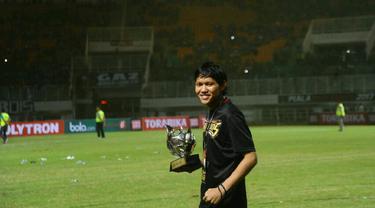 Piala Presiden: Bintang Arema Berangkatkan Orang Tua Naik Haji
