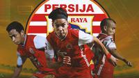 Piala Menpora - Winger Persija Jakarta (Bola.com/Adreanus Titus)