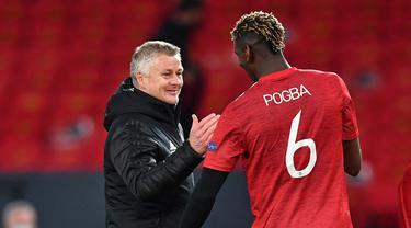 Manchester United, Ole Gunnar Solskjaer, Paul Pogba