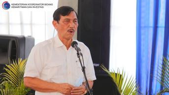 6 Pernyataan Luhut soal Perkembangan Terkini Penanganan Covid-19 Indonesia